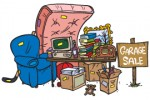 Neighborhood Garage Sale Dates – 2012