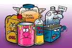 Household Hazardous Waste Disposal Times and Locations
